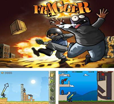 In addition to the game Tiny Monsters for Android phones and tablets, you can also download Fragger for free.