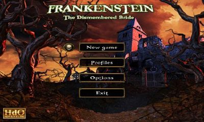 Frankenstein. The Dismembered Bride HD