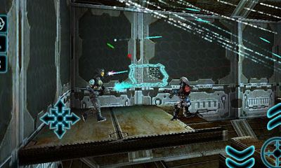 Screenshots von City war: Robot battle für Android-Tablet, Smartphone.