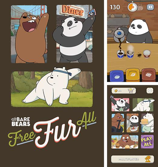 In addition to the game Adventure time: Puzzle quest for Android phones and tablets, you can also download Free fur all: We bare bears for free.