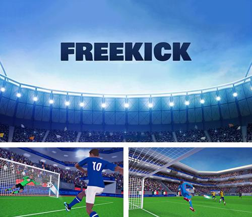 En plus du jeu Joueur de billard  pour téléphones et tablettes Android, vous pouvez aussi télécharger gratuitement Champion des coups francs: Championnat du monde de football , Freekick champion: Soccer world cup.