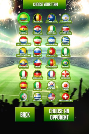 Freekick: World football championship скриншот 2