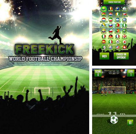 Freekick: World football championship