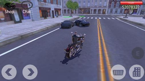 Screenshots von Freeroam city online für Android-Tablet, Smartphone.