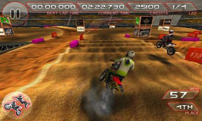 Freestyle Dirt bike screenshot 3