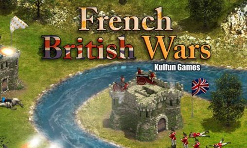 French British wars обложка