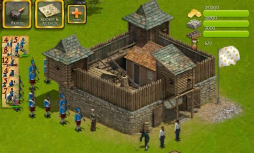 French British wars screenshot 2