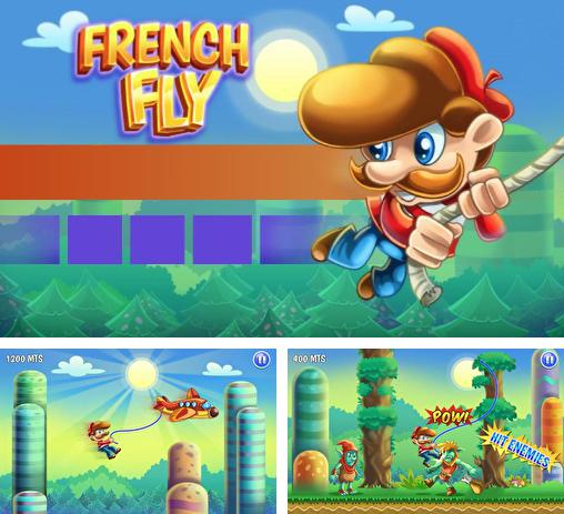 In addition to the game Fat Ball for Android phones and tablets, you can also download French fly for free.