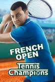 French open: Tennis games 3D. Championships 2018 APK