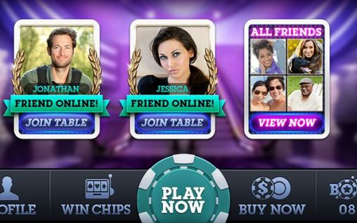 Screenshots von Fresh deck: Poker - Live holdem für Android-Tablet, Smartphone.