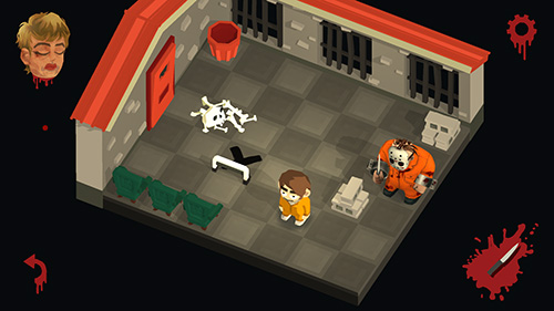 Friday the 13th: Killer puzzle für Android spielen. Spiel Freitag der 13te: Killer Puzzle kostenloser Download.