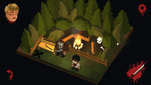 Screenshots von Friday the 13th: Killer puzzle für Android-Tablet, Smartphone.