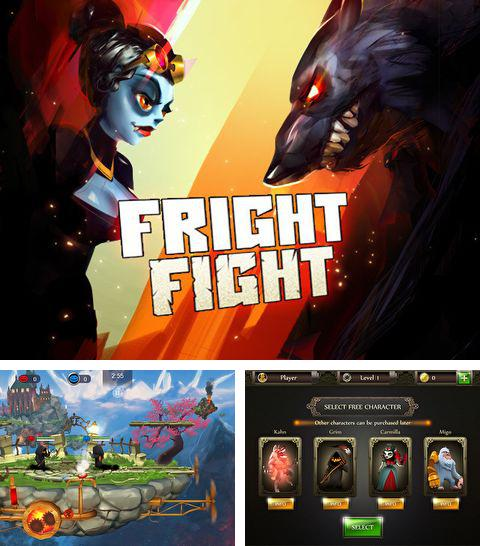 In addition to the game Tiny Robots for Android phones and tablets, you can also download Fright fight for free.