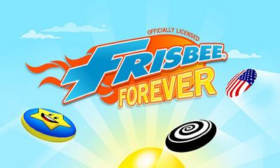 Frisbee(R) Forever обложка