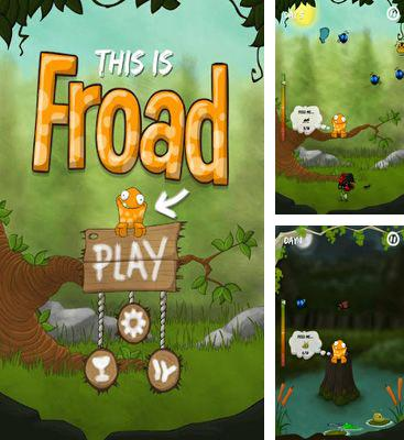 In addition to the game Office Politics Backstab for Android phones and tablets, you can also download Froad for free.
