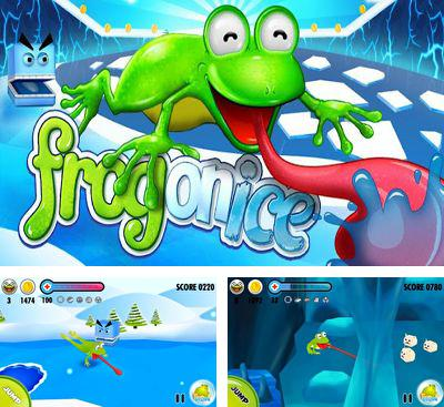 In addition to the game The Infinite Black for Android phones and tablets, you can also download Frog on Ice for free.