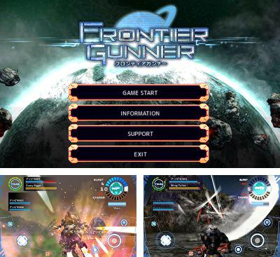 In addition to the game Destroy Gunners SP for Android phones and tablets, you can also download Frontier Gunners for free.