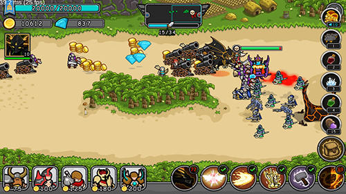 Get full version of Android apk app Frontier wars for tablet and phone.