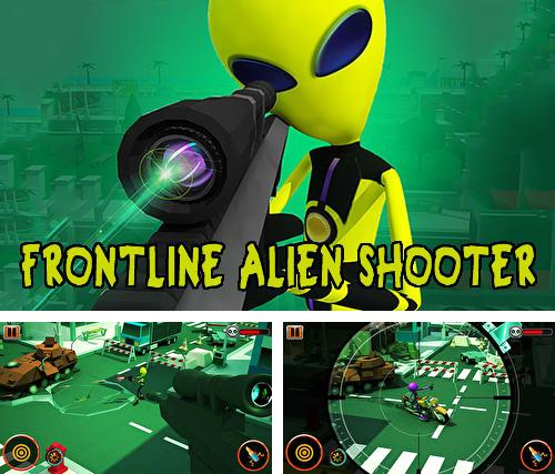 Frontline alien shooter