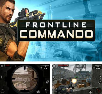 In addition to the game Frontline Commando for Android, you can download other free Android games for MyWigo Turia.