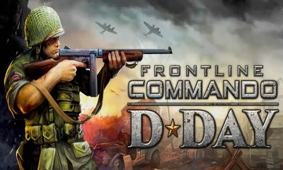 Frontline Commando D-Day обложка