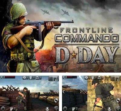 In addition to the game Frontline Commando D-Day for Android, you can download other free Android games for BRAVIS NB75.