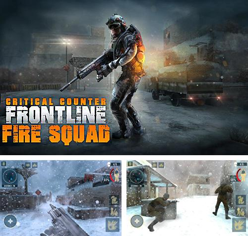 Zusätzlich zum Spiel Könige des Schlachtfelds für Android-Telefone und Tablets können Sie auch kostenlos Frontline critical world war counter fire squad, Frontline Critical World War Counter Fire Squad herunterladen.