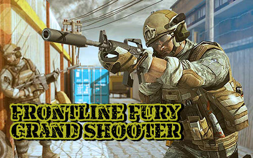 Frontline fury: Grand shooter