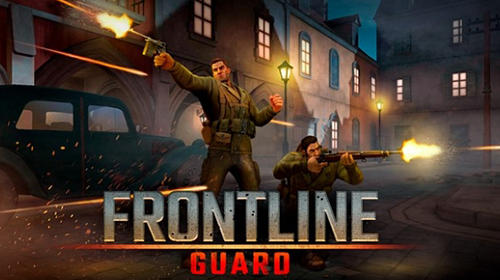 Frontline guard: WW2 online shooter poster