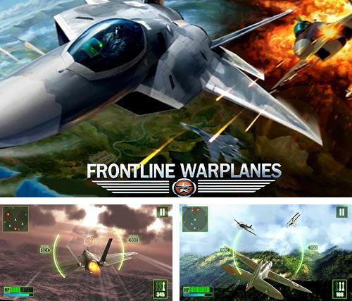 Frontline warplanes