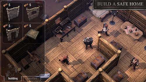 Screenshots von Frostborn für Android-Tablet, Smartphone.