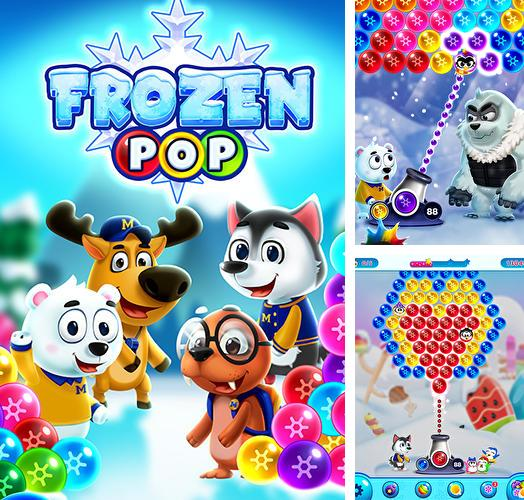 Frozen pop