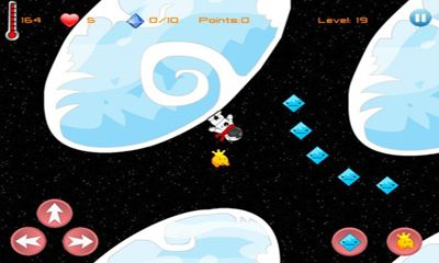 Screenshots of the Frozzd for Android tablet, phone.