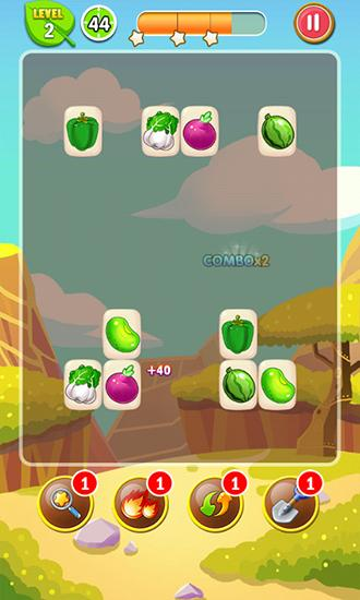 Screenshots von Fruit and veggie für Android-Tablet, Smartphone.