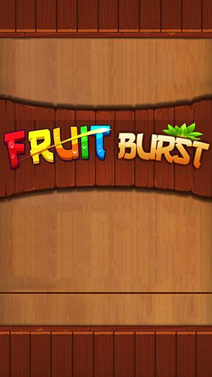 Fruit burst poster