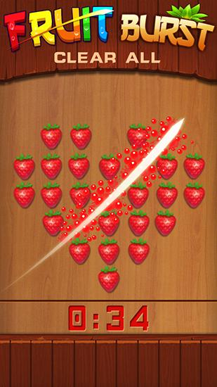 Fruit burst screenshot 4