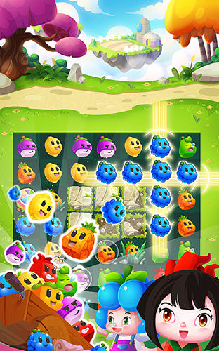 Fruit cartoon für Android spielen. Spiel Fruchtcartoon kostenloser Download.