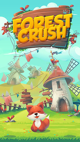 Fruit forest crush: Link 3 poster