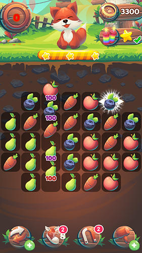 Fruit forest crush: Link 3 screenshot 3