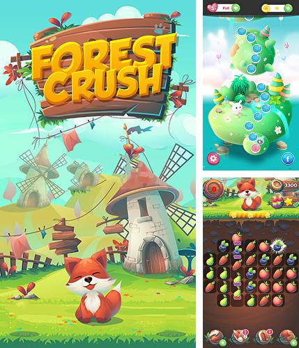 Fruit forest crush: Link 3
