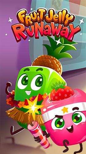Fruit jelly runaway poster