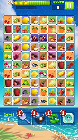 Fruit Link Game Online
