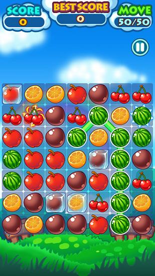 Jogue Fruit mania para Android. Jogo Fruit mania para download gratuito.