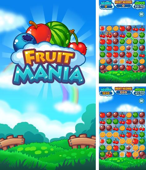 In addition to the game Shoot dinosaur eggs for Android phones and tablets, you can also download Fruit mania for free.
