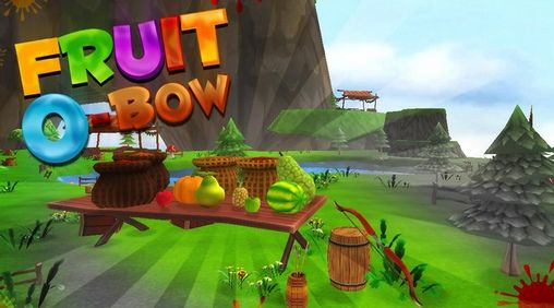 Fruit o-bow 3D poster