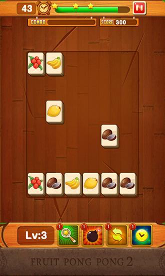 Fruit pong pong 2 screenshot 3