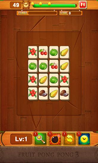 Fruit pong pong 3 screenshot 2