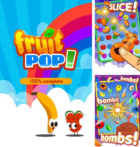 In addition to the game Stack rabbit for Android phones and tablets, you can also download Fruit pop! for free.