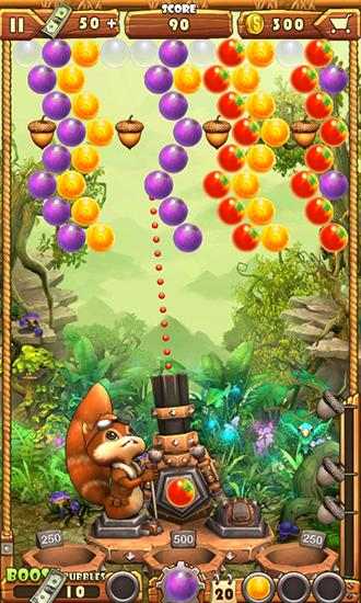 Get full version of Android apk app Fruit shooter saga for tablet and phone.