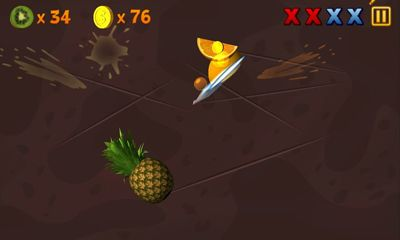 Fruit Slasher 3D screenshot 1